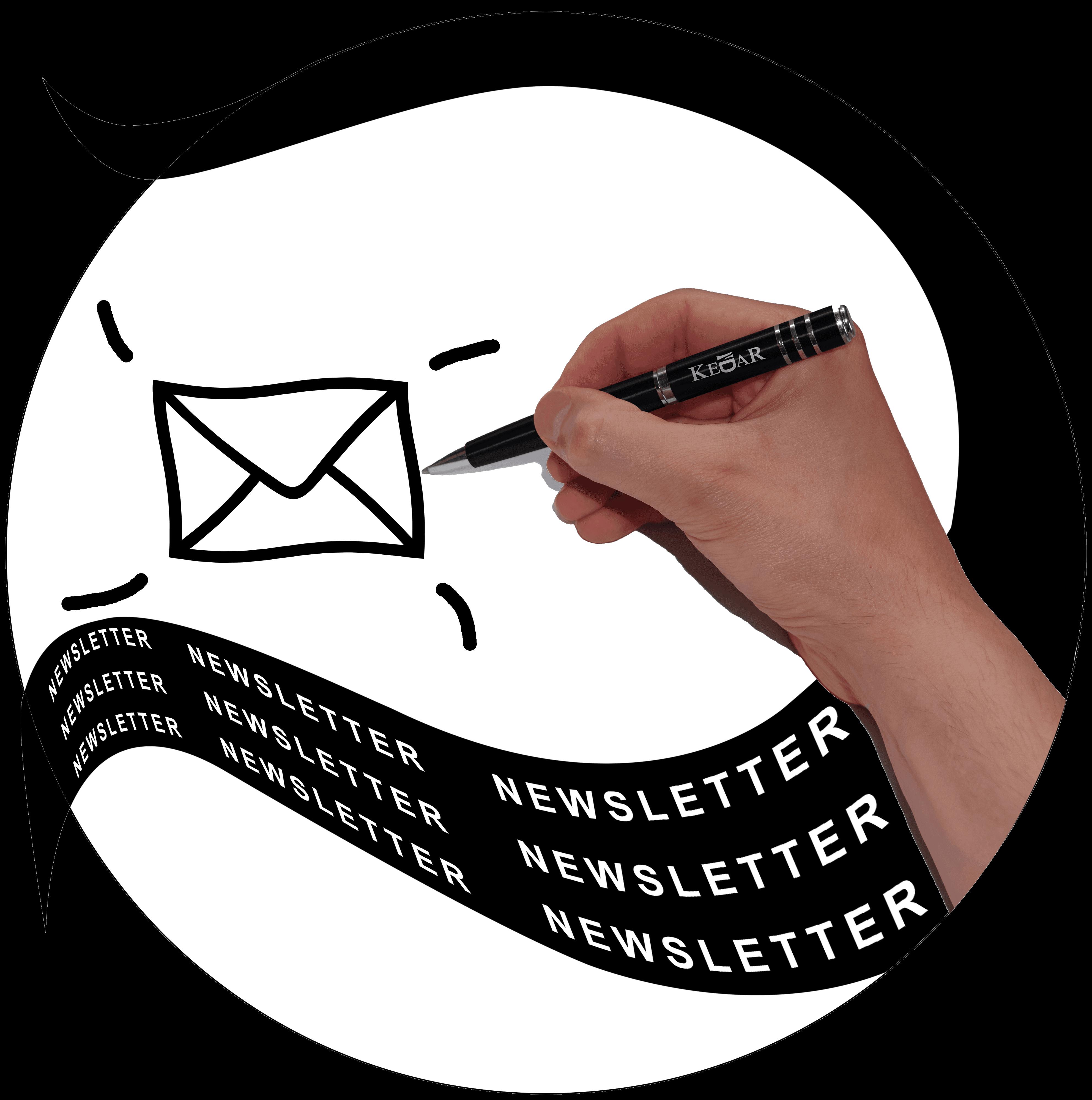 5 punktów za zapisanie się do newslettera