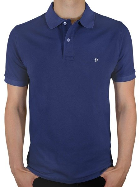 AKE POLO SHIRT NAVY