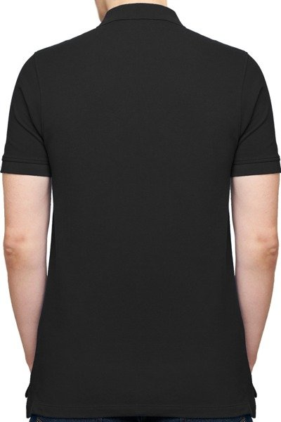 KEDAR POLO SHIRT BLACK