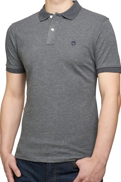 KEDAR POLO SHIRT GRAY