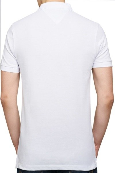 KEDAR POLO SHIRT WHITE